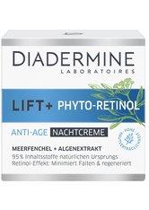 DIADERMINE Lift + LIFT+ PHYTINOL Anti-Age Nachtcreme Gesichtscreme 50.0 ml
