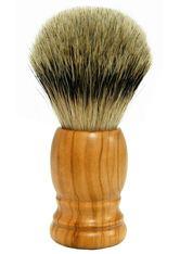 HANS BAIER EXCLUSIVE - Hans Baier Exclusive Produkte Hans Baier Exclusive Produkte Rasierpinsel Olivenholz Gr.2 Dachshaar Rasierpinsel 1.0 pieces - Rasier Tools