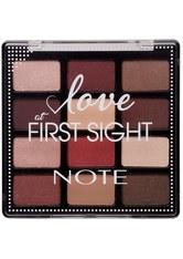 Note Lidschatten Love at First Sight Eyeshadow Lidschattenpalette 1.0 pieces