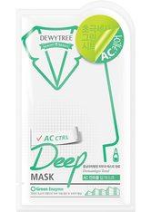 DEWYTREE - Dewytree Masken AC Control Tuchmaske 27.0 g - TUCHMASKEN
