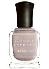 DEBORAH LIPPMANN - Deborah Lippmann Gel Lab Pro Color Nail Varnish - Dirty Little Secret (15 ml) - NAGELLACK