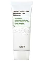 PURITO - PURITO Produkte PURITO Centella Green Level Unscented Sun SPF50+ Sonnencreme 60.0 ml - SONNENCREME