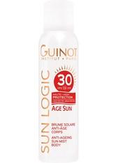 Guinot Sun Logic Age Sun Anti-Aging Sonnenschutzspray LSF-30 150 ml Sonnenspray