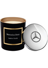 MERCEDES-BENZ PARFUMS Duftkerzen LEATHER WOODS Kerze 180.0 g