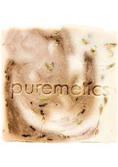PUREMETICS - puremetics Produkte puremetics Produkte Pflegende Duschseife Hafermilch Tonka Körperseife 100.0 g - Seife
