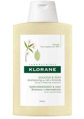 KLORANE - KLORANE Softness & Hold Shampoo With Almond Milk 200ml - SHAMPOO