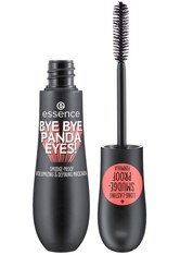 Essence Mascara Bye Bye Panda Eyes! Smudge-Proof Volumizing and Defining Mascara Mascara 16.0 ml