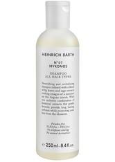 HEINRICH BARTH - Heinrich Barth Produkte Heinrich Barth Produkte N° 07 Mykonos Shampoo Haarshampoo 250.0 ml - Shampoo & Conditioner