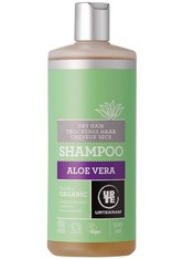 Urtekram Produkte Aloe Vera - Shampoo trockenes Haar 500ml Haarshampoo 500.0 ml
