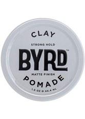 BYRD - BYRD Produkte BYRD Produkte Clay Pomade Matte Finish Little Haarwachs 44.4 ml - Haarwachs & Pomade