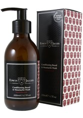 EDWIN JAGGER Produkte Conditioning Beard & Moustache Wash Sandalwood Bartpflege 200.0 ml
