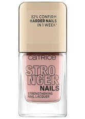 Catrice Stronger Nails Strengthening Nail Lacquer Nagellack  10.5 ml Tight Beige