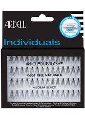 ARDELL - Ardell Augen Wimpern Duralash Naturals Medium Black 1 Stk. - FALSCHE WIMPERN & WIMPERNKLEBER