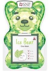 SNP Gesichtsmasken Ice Bear Mask CICA Tuchmaske 33.0 ml