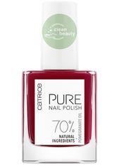 Catrice Pure Nail Polish  Nagellack 10 ml Classicism