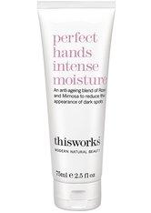 This Works Perfect Intensive Feuchtigkeitspflege Creme 75.0 ml