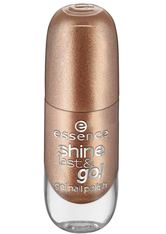 essence - Nagellack - shine last & go! gel nail polish - 40 rockstar