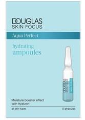 Douglas Collection Skin Focus Aqua Perfect Hydrating ampoules 5 x 1,5ml Gesichtspflege 1.0 pieces