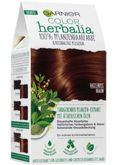 GARNIER COLOR HERBALIA Haselnussbraun 100% pflanzliche Haarfarbe Haarfarbe 1 Stk