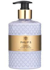Philip B - Lavender Hand Crème, 350 Ml – Handcreme - one size