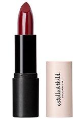 estelle & thild BioMineral Cream Lipstick Rouge Blossom 4,5 g Lippenstift