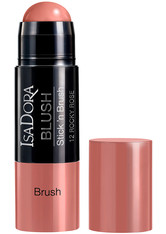 ISADORA - Isadora Blush Stick´n Brush 7.2g 12 Rocky Rose - ROUGE