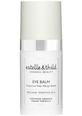 Estelle & Thild Augenpflege Eye Balm Augenbalsam 15.0 ml