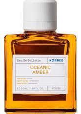Korres Oceanic Amber Eau de Toilette (EdT) 50 ml Parfüm