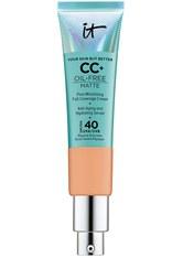 IT COSMETICS - IT Cosmetics Foundation Neutral Tan CC Cream 32.0 ml - BB - CC CREAM