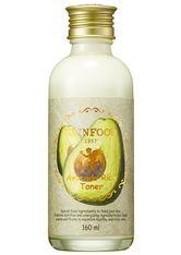 SKINFOOD Gesichtsreinigung Avocado Rich Toner Reinigungsmilch 160.0 ml