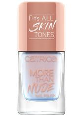 CATRICE - Catrice - Nagellack - More Than Nude Nail Polish - 03 Luminescent Lavender - NAGELLACK