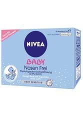 NIVEA BABY Nasen frei Physiologische Kochsalzlösung Babygesichtscreme 120 ml