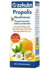 Zirkulin Propolis Mundwasser Mundspülung 50.0 ml