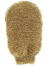 Förster's Produkte Massagehandschuh - Grob Flachs Massagezubehör 1.0 pieces