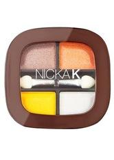 NICKA K - Nicka K Make-up Augen Quad Eyeshadow Ventura 8 g - LIDSCHATTEN