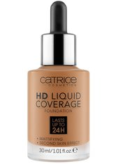 CATRICE - Catrice - Foundation - online exclusives - HD Liquid Coverage Foundation 080 - FOUNDATION