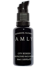 AMLY BOTANICALS - Amly Botanicals Produkte City Screen Face Serum Anti-Aging Gesichtsserum 30.0 ml - SERUM