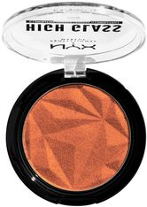 NYX Professional Makeup High Glass Illuminating Powder Highlighter  4 g Nr. 03 - Golden Hour