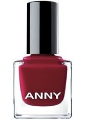 ANNY Nagellacke Nail Polish 15 ml Red Red Wine