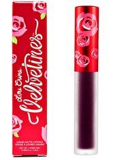 Lime Crime Velvetine Matte Lipstick 2.6ml Bloodmoon (Deepest Blood Red)
