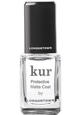 LONDONTOWN - Londontown Produkte Londontown Produkte Protective Matte Coat Nagelpflegeset 12.0 ml - Nagelpflege