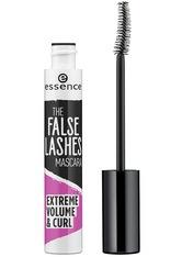 Essence Augen Mascara The False Lashes Mascara Extreme Volume & Curl 10 ml