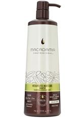 Macadamia Haarpflege Wash & Care Weightless Moisture Shampoo 1000 ml