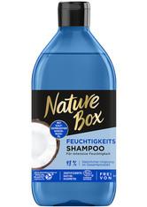 Nature Box Haarpflege Feuchtigkeits Shampoo Haarshampoo 385.0 ml