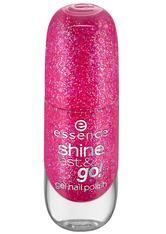 essence - Nagellack - shine last & go! gel nail polish - 07 party princess