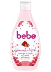 bebe Reinigung Granatenfrisch Duschgel Duschgel 250.0 ml