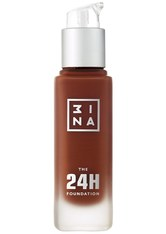 3INA Makeup The 24H Foundation 30ml (Various Shades) - 675 Taupe