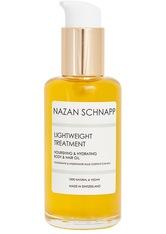 Nazan Schnapp Körper - und Haarpflege Lightweight Treatment Nourishing & Hydrating Body & Hair Oil Körperöl 100.0 ml
