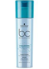 Schwarzkopf Professional Haarspülung »Bonacure Hyaluronic Moisture Kick Conditioner«, 1-tlg., feuchtigkeitsspendende Haarpflege