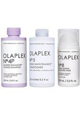 Olaplex Produkte Olaplex HomeKit 2,No. 4-P, 250ml/ 5, 250ml/ No.8 100ml Haarpflege 600.0 ml